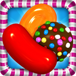 Candy-Crush App icon